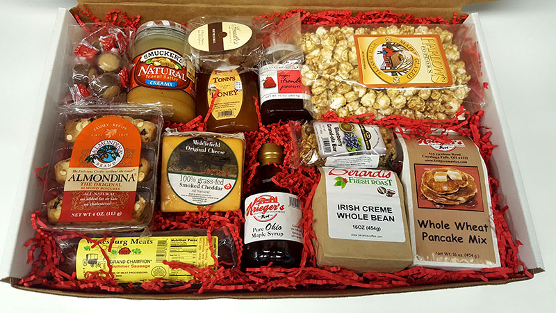 Krieger's Ohio Buckeye Gift Box