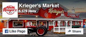 Krieger's Market Facebook