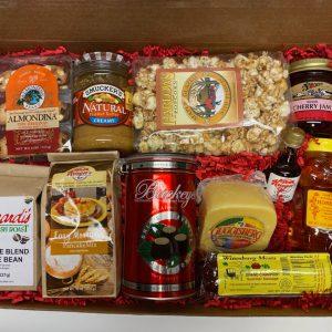 Ohio Buckeye Gift Box