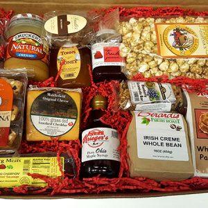 Kriegers Ohio Buckeye Gift Box